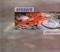 A Little Respect - CD Sleeve