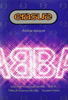 ABBA-esque - Cassette Sleeve