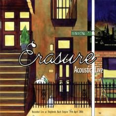 Acoustic Live - CD Sleeve