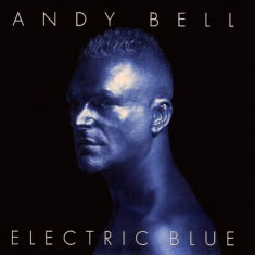 Electric Blue - LP Sleeve