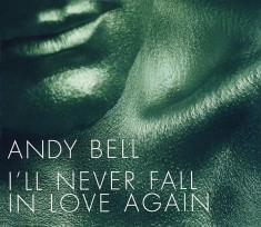 I'll Never Fall In Love Again - CD Sleeve