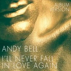 I'll Never Fall In Love Again - Digital Sleeve