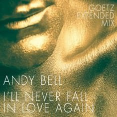 I'll Never Fall In Love Again - Digital (2) Sleeve
