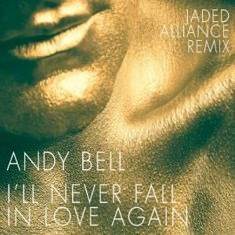 I'll Never Fall In Love Again - Digital (3) Sleeve