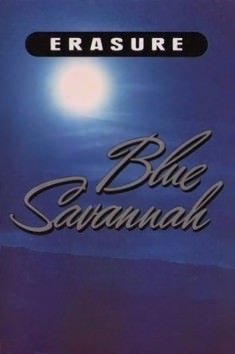 Blue Savannah - Cassette Sleeve