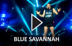 Blue Savannah Live - 14th December 2014, London