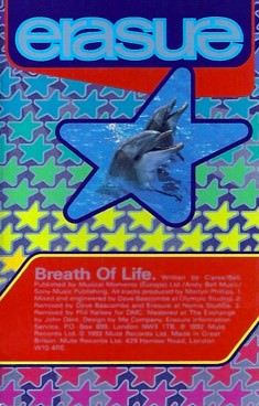 Breath Of Life - Cassette Sleeve