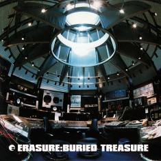 Buried Treasure - CD Sleeve