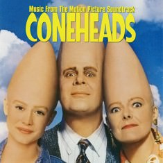 No More Tears (Enough Is Enough) - Coneheads Sleeve