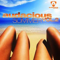 Audacious Summer Vol. 2 - Digital Sleeve