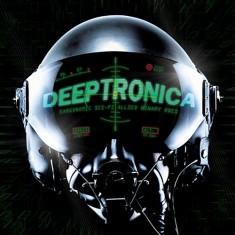 Deeptronica - CD Sleeve