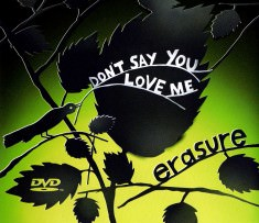 Don't Say You Love Me - DVD Sleeve