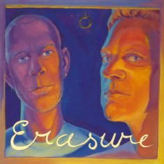 Erasure - LP Sleeve