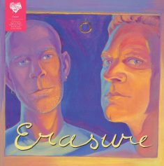 Erasure - 180g vinyl re-issue – released 2016 Sleeve