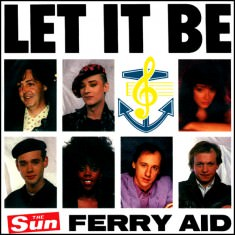 Ferry Aid – Let It Be - 7