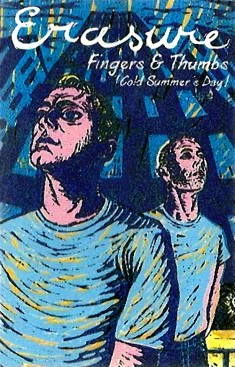 Fingers & Thumbs (Cold Summer's Day) - Cassette Sleeve