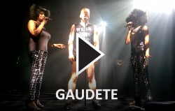 Gaudete Live - 14th December 2014, London