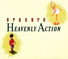 Heavenly Action - CD Sleeve