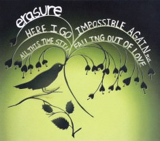 Here I Go Impossible Again / All This Time Still Falling Out Of Love - LCD Sleeve