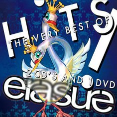 Hits! – The Very Best Of Erasure - Box Set Sleeve