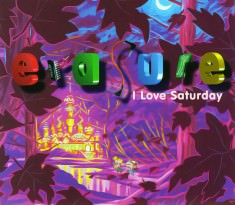 I Love Saturday - CD Sleeve