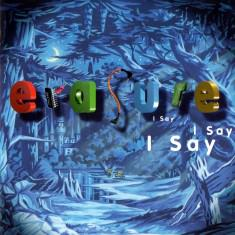 I Say I Say I Say - CD / Digital Sleeve