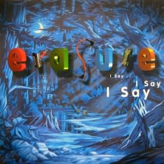 I Say I Say I Say - LP Sleeve