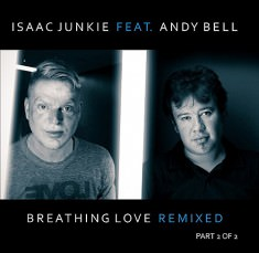 Isaac Junkie Feat. Andy Bell – Breathing Love - CD EP (2) Sleeve