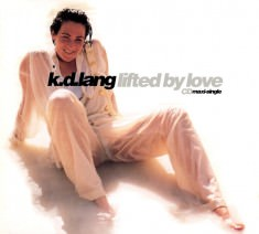 No More Tears (Enough Is Enough) - KD Lang Sleeve