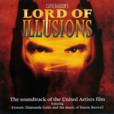 Lord Of Illusions - Tracklisting Sleeve