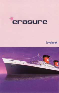 Loveboat - Cassette Sleeve
