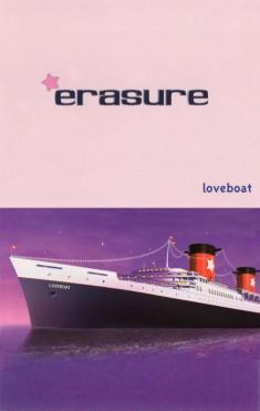 Loveboat - Cassette Sleeve