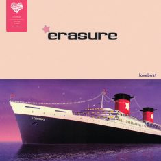 Loveboat - 180g vinyl re-issue – released 2016 Sleeve