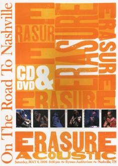 On The Road To Nashville - DVD Sleeve