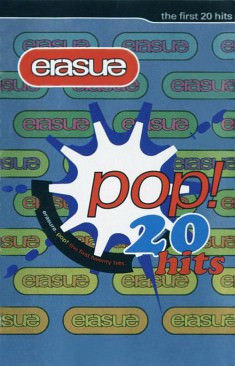 Pop! – The First 20 Hits - Cassette Sleeve