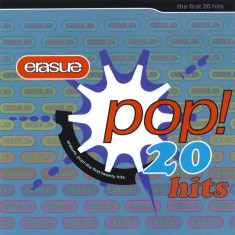Pop! – The First 20 Hits - LaserDisc Sleeve