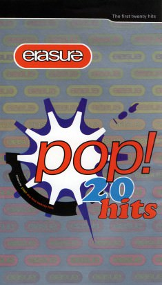 Pop! – The First 20 Hits - VHS Sleeve