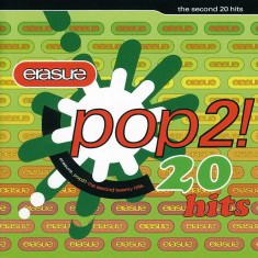 Pop2! – The Second 20 Hits - CD / Digital Sleeve