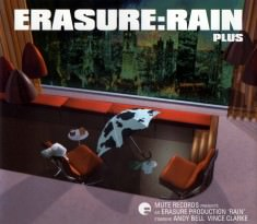 Rain Plus - CD Sleeve