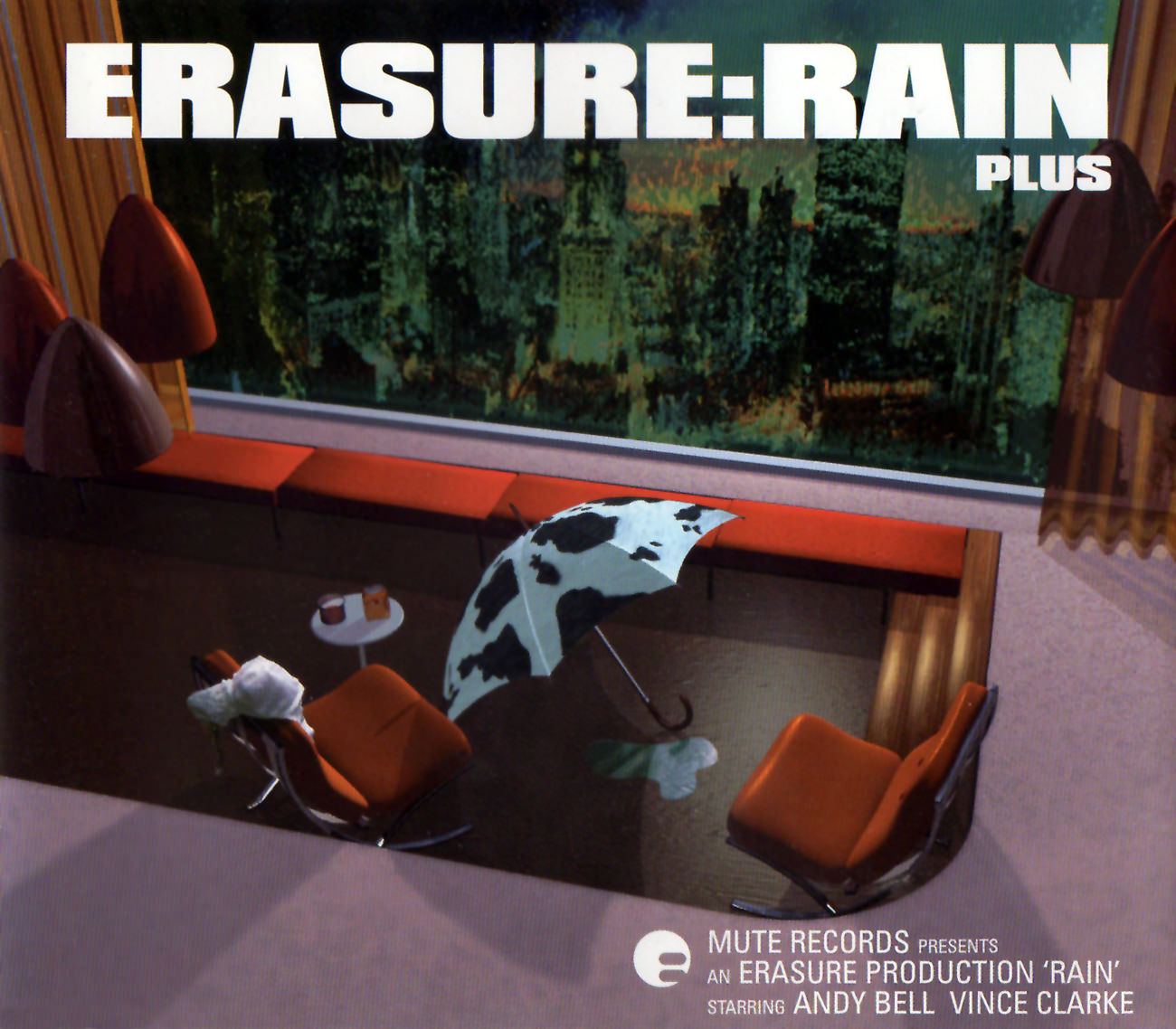 RAIN - UK CD SINGLE W0190CD
