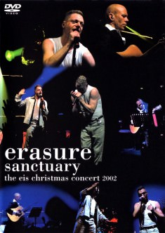 Sanctuary – The EIS Christmas Concert 2002 - DVD Sleeve