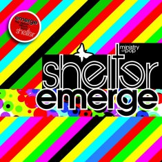 Shelter – Emerge - CD / Digital Sleeve