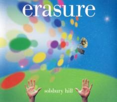 Solsbury Hill - CD Sleeve