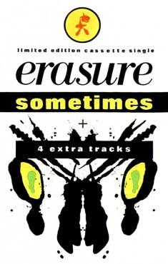 Sometimes - Cassette Sleeve