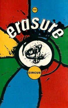 The Circus - Cassette Sleeve