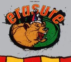 The Circus - CD Sleeve