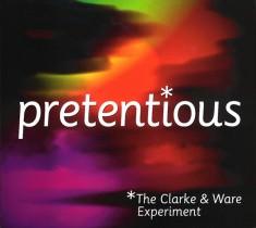 Pretentious - CD Sleeve