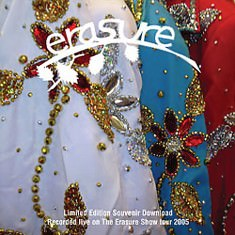 The Erasure Show - 5th Mar 2005, Carling Apollo Hammersmith Sleeve
