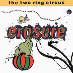 The Two Ring Circus - CD Sleeve