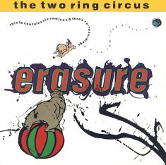 The Two Ring Circus - LP Sleeve